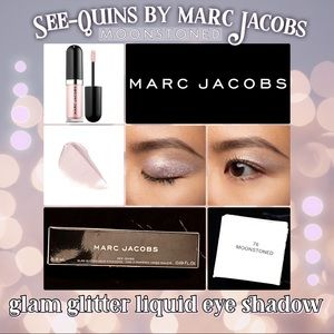 NEW Unopened Marc Jacobs See-Quins in Moonstoned